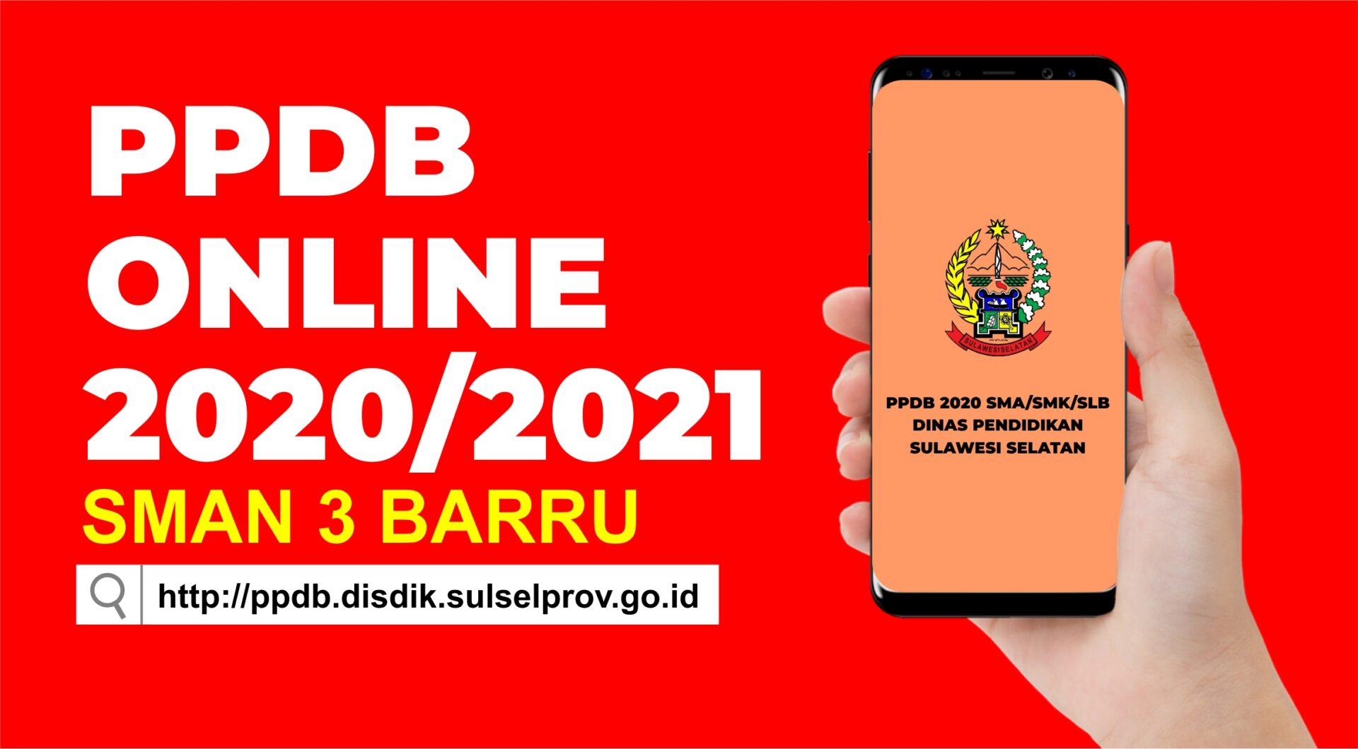 Juknis PPDB 2020 SMA Sulawesi Selatan