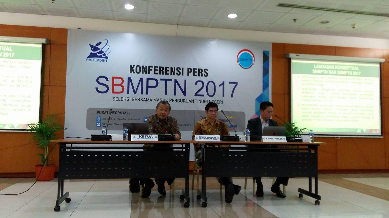 Pendaftaran Online SBMPTN 2017 dibuka 11 April 2017